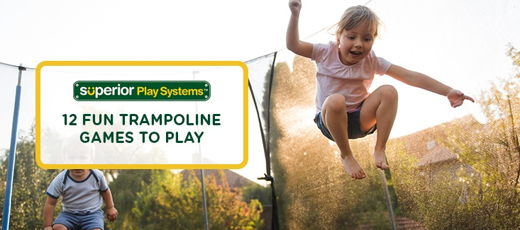 12 Fun Trampoline Games to Play