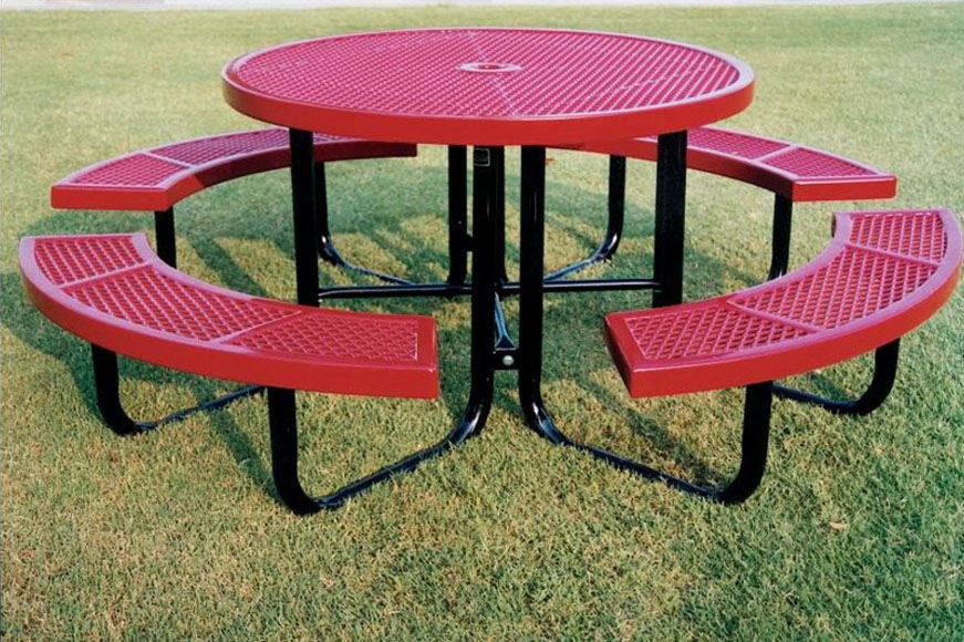 Canteen Style Picnic Tables