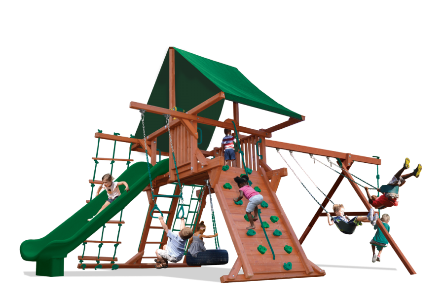 Turbo Deluxe Playcenter Combo 2
