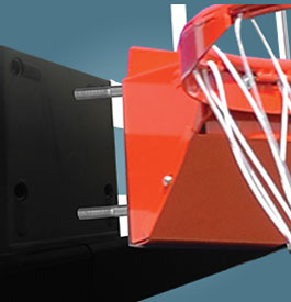 proformance hoops tempered glass backboards