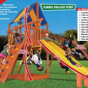 Turbo Deluxe Fort Combo 2