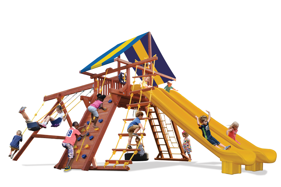Extreme Playcenter Double Trouble