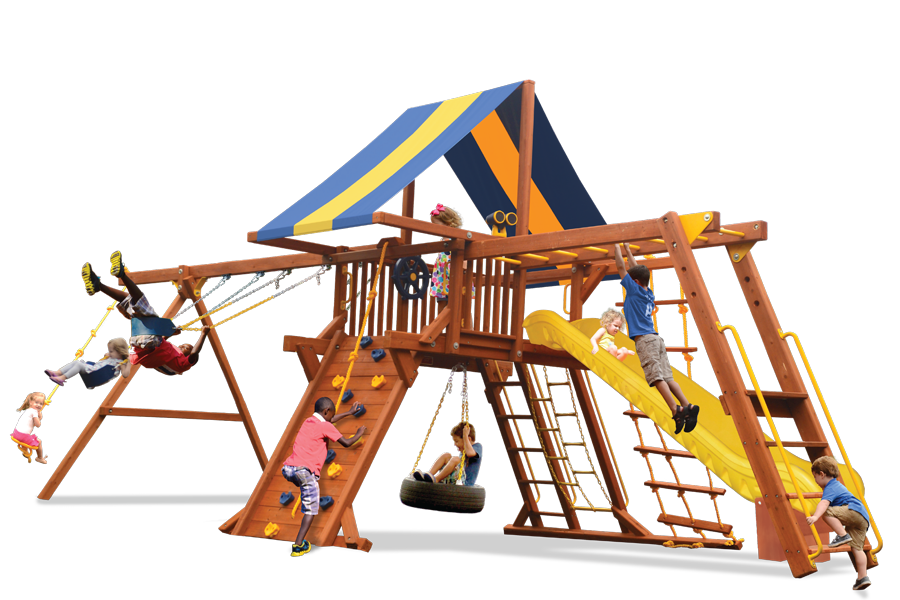 Turbo Deluxe Playcenter Combo 3