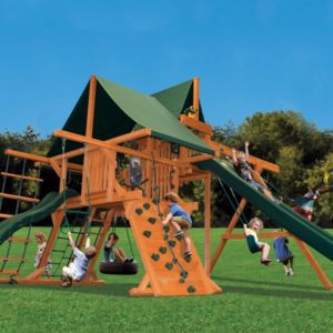 Deluxe Playcenter Amped Up