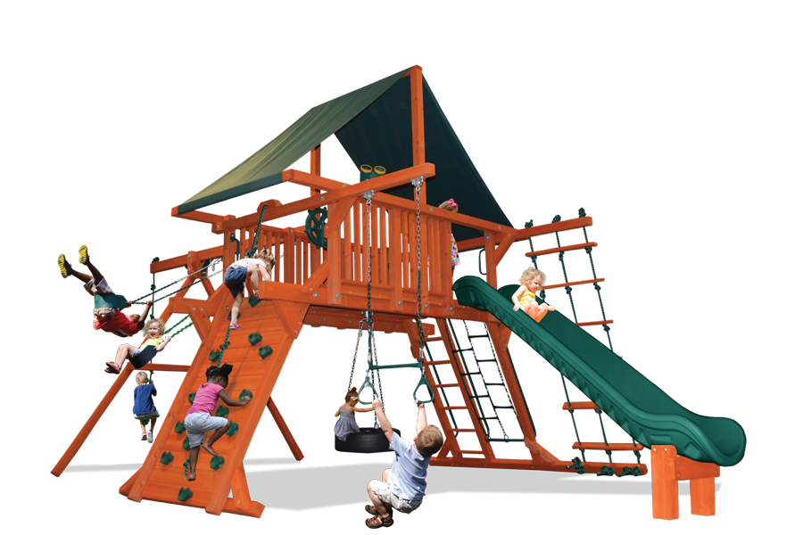 Turbo Deluxe Playcenter Combo 2 XL
