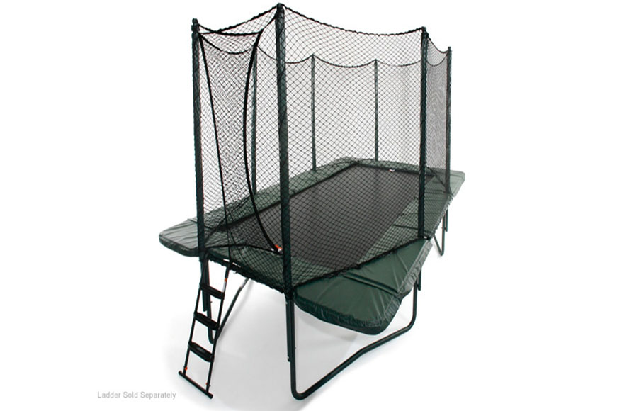 AlleyOop 10' x 17' Rectangle with Power Bounce