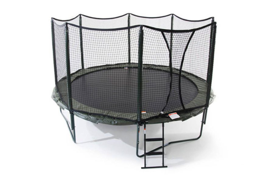 AlleyOOP® 12' Variable Bounce with Power Bounce