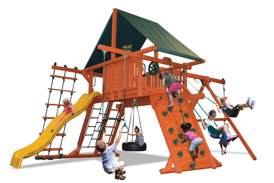 Deluxe Playcenter Combo 2 XL